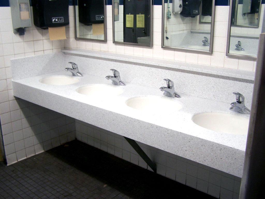 Corian prestige marble granite inc - Commercial bathroom vanity units suppliers ...
