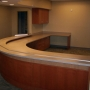 Corian Front Desk Office