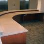 Corian Front Desk Office