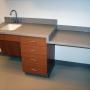 School Kitchen Corian Countertop