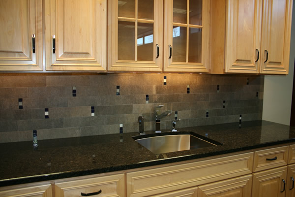 Features are included for can you paint over kitchen for Can you paint granite countertops