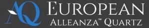 alleanza quartz logo offered at prestige marble and granite